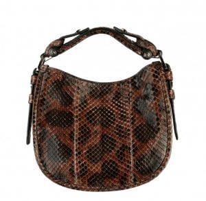 Givenchy Brown Anaconda Obsedia Mini Bag - Spring Summer 2014 Collection