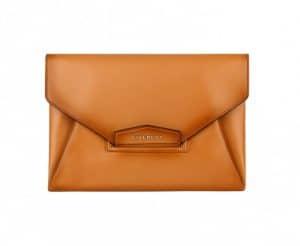 Givenchy Light Beige Camel Antigona Envelope Medium Bag - Spring Summer 2014 Collection