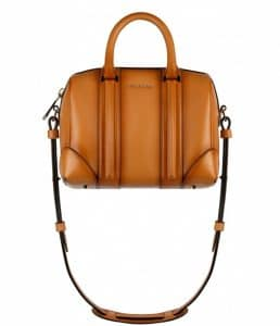 Givenchy Light Beige Camel Lucrezia Mini Bag - Spring Summer 2014 Collection