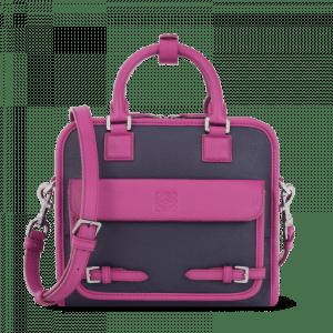 Loewe Purple/Light Purple Cruz Bag