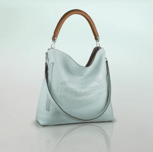 Louis Vuitton Azur Bagatelle Bag