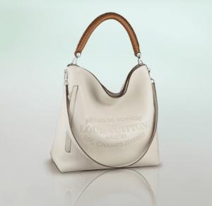 Louis Vuitton Blanc Casse Bagatelle Bag