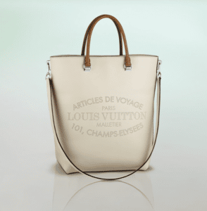 Louis Vuitton Blanc Casse Flore MM Bag
