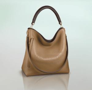 Louis Vuitton Hazelnut Bagatelle Bag