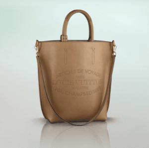 Louis Vuitton Hazelnut Flore Bag