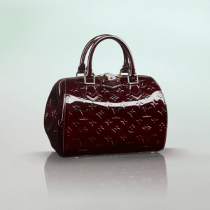 Louis Vuitton Monogram Vernis Amarante Montana Bag