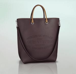 Louis Vuitton Quetsche Flore GM Bag