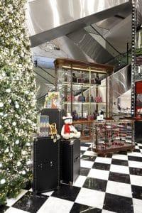 Prada for Printemps Christmas 1