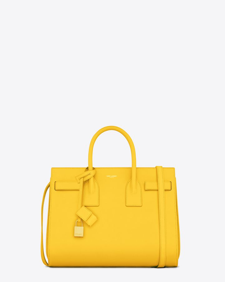 7e819ab5cd Saint Laurent Classic Sac De Jour Bag Reference Guide