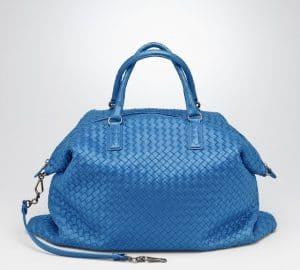 Bottega Veneta Electrique Intrecciato Nappa Convertible Bag