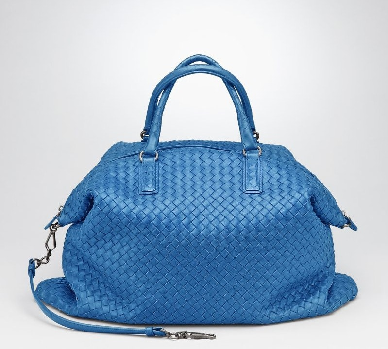df7d160baa Bottega Veneta Electrique Intrecciato Nappa Convertible Bag.  4