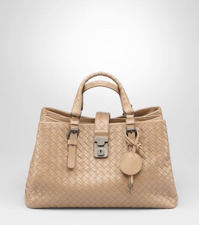 953ab0d5d7 Bottega Veneta Intrecciato Roma Bag Reference Guide
