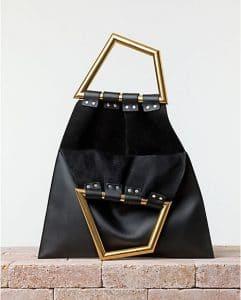 Celine Triangle Open Sac Bag - Summer 2014