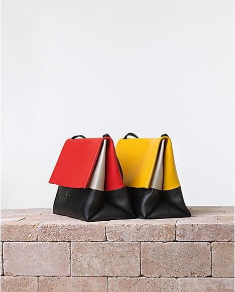 celine trio bag buy - celine all soft tote bag