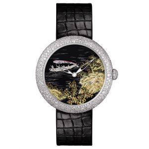 Chanel Coromandel Watch with Water Scene 2