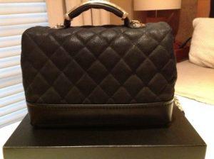 Chanel Globe Trotter Vanity Bag (Back) - Fall 2013