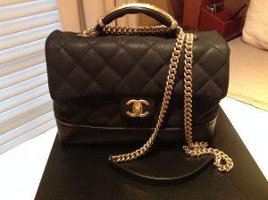 Chanel Globe Trotter Vanity Bag (Crossbody Chain) - Fall 2013
