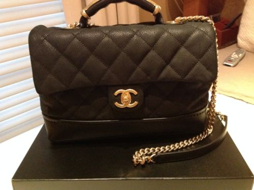Chanel Globe Trotter Vanity Bag Fall 2017
