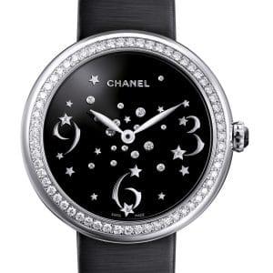 Chanel Mademoiselle Prive Constellation Watch