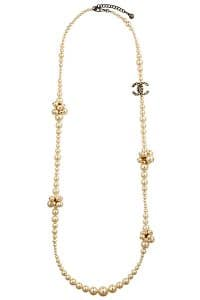Chanel Pearl Necklace 2 - Spring 2014 Act I