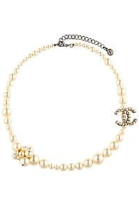 Chanel Pearl Necklace - Spring 2014 Act I