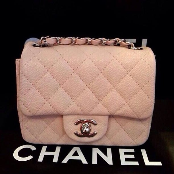 Chanel Bag Pink Chanel Pink Mini Flap Bag