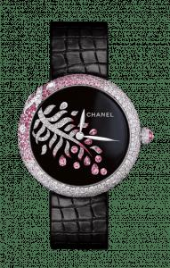 Chanel Plume Enchantee Prive Watch