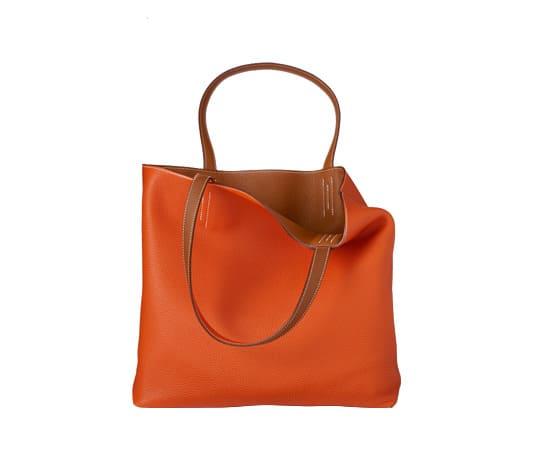 blue ostrich handbag - Hermes Double Sens Bag Reference Guide | Spotted Fashion