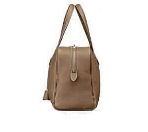 Hermes Etoupe Victoria II 35cm Bag 1