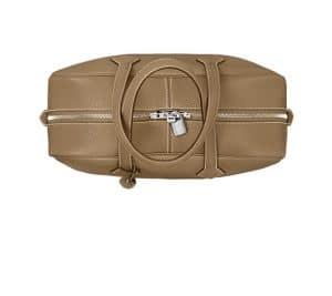 Hermes Etoupe Victoria II 35cm Bag 3