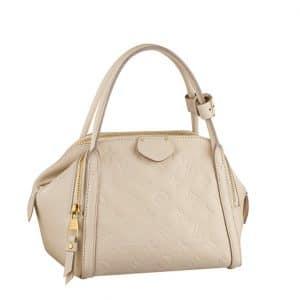 Louis Vuitton Beige Tote Bag - Spring Summer 2014