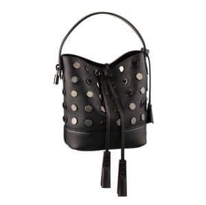 Louis Vuitton Black NN14 PM Audace Bag - Spring Summer 2014