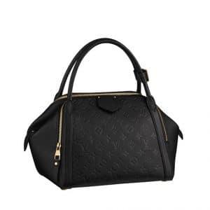 Louis Vuitton Black Tote Bag - Spring Summer 2014