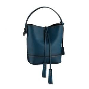Louis Vuitton Blue NN14 GM Cuir Nuance Bag - Spring Summer 2014