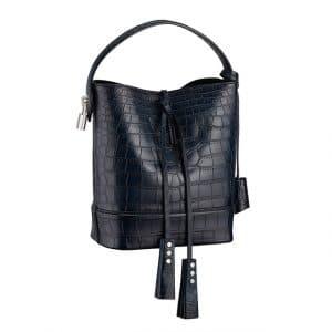 Louis Vuitton Black NN14 Fatale PM Bag - Spring Summer 2014