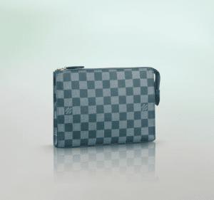 Louis Vuitton Piment Damier Couleur Kit Bag