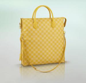 Louis Vuitton Mimosa Damier Couleur Mobil Bag