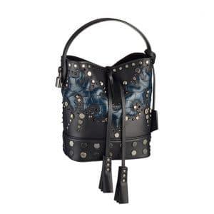 Louis Vuitton Black NN14 PM Show Girl Bag - Spring Summer 2014