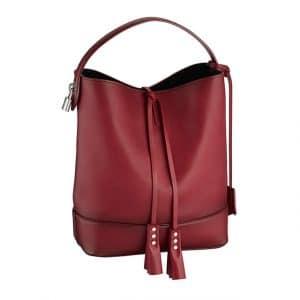 Louis Vuitton Rubis NN14 Cuir Nuance PM Bag - Spring Summer 2014