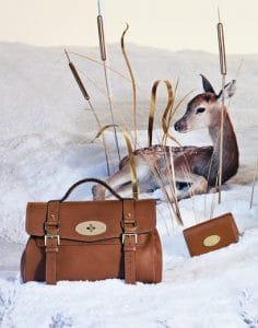 Mulberry Holiday 2013 Ad Campaign