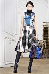 Dior Multicolor Shoulder Bag - Pre-Fall 2014