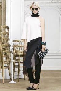 Dior Black Embellished Clutch Bag - Pre-Fall 2014