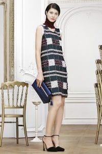 Dior Blue Clutch Bag - Pre-Fall 2014