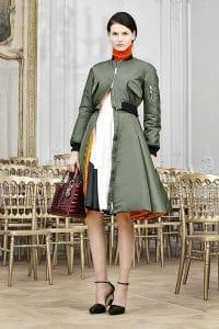 Dior Burgundy Lady Dior Bag - Pre-Fall 2014