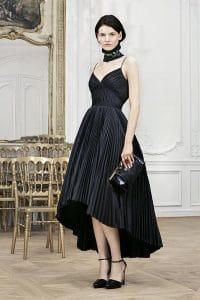 Dior Black Python Clutch Bag - Pre-Fall 2014