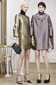 Dior Embellished Clutch Bags - Pre-Fall 2014