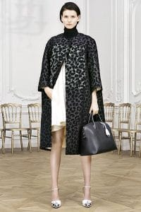 Dior Black Duffle Bag - Pre-Fall 2014