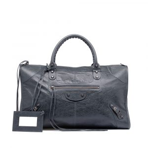 Balenciaga Anthracite Classic Work Bag