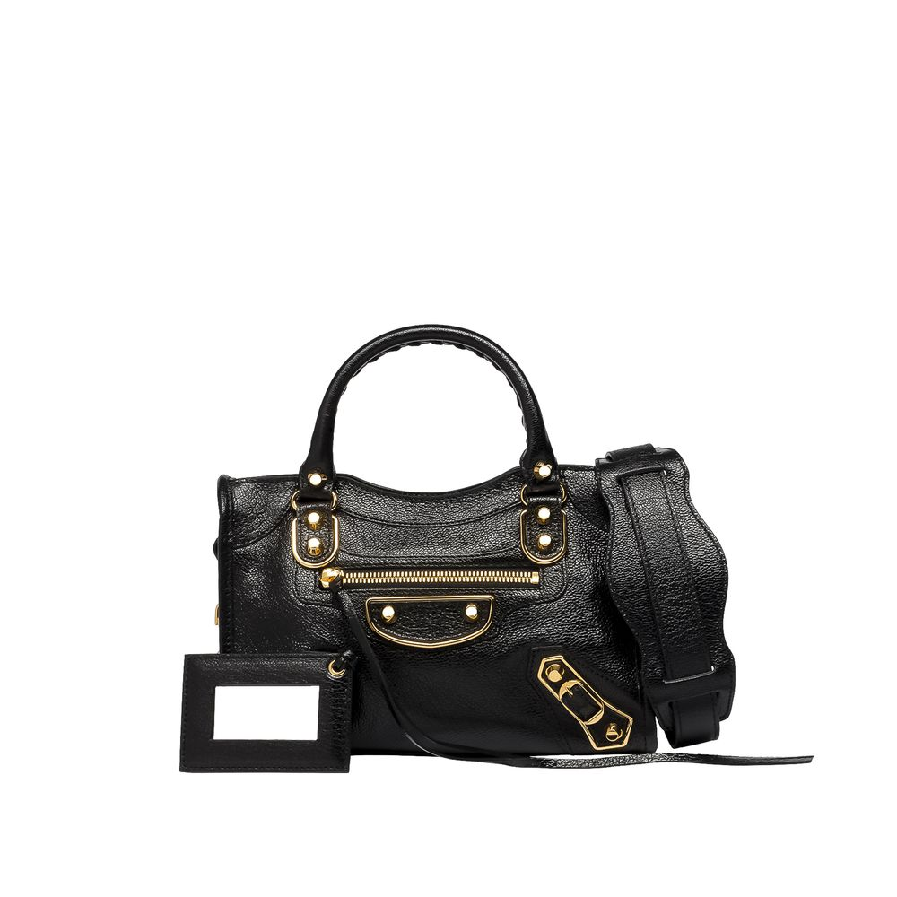 ca5b6c7c07cf7 Balenciaga Metallic Edge City Bag Reference Guide – Spotted Fashion