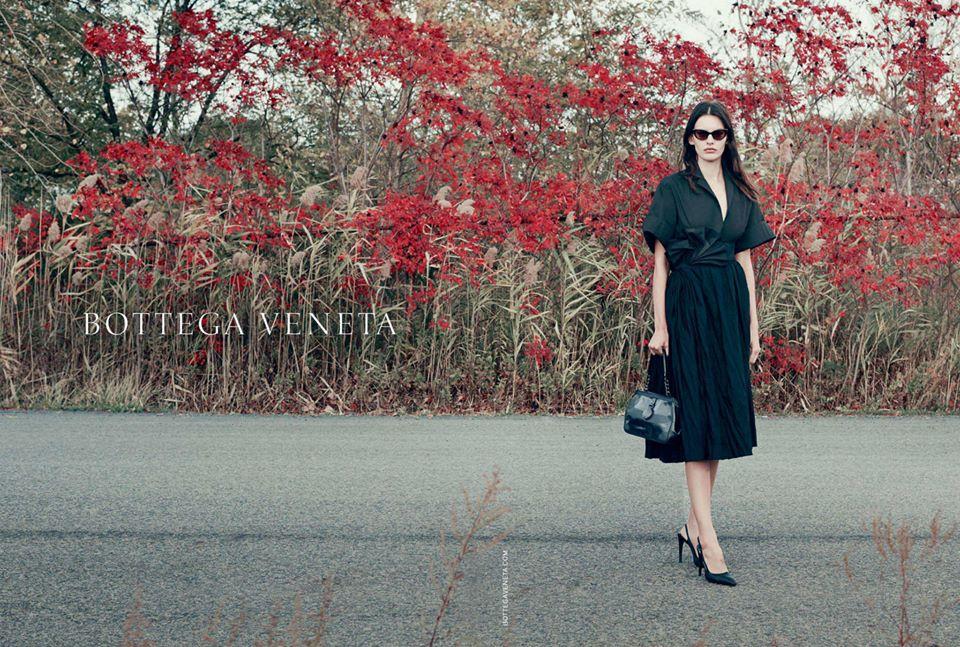 Bottega Veneta Spring/Summer 2014 Ad Campaign